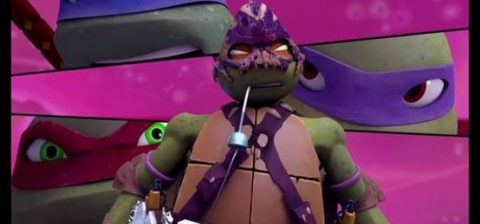 Teenage Mutant Ninja Turtles – Into Dimension X Episode Advanced Showing