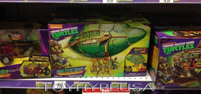 "Teenage Mutant Ninja Turtles Toys Buy 1, Get 1 40 Percent Off Sale At Toys ""R"" Us"