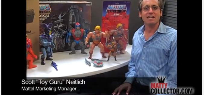Toyguru Video: 2014 MOTU Giants And Gwildor Final Package