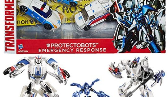 Amazon Lightning Deal On Transformers Protectobots Exclusive Sets