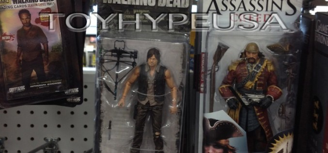 Walgreens Exclusive The Walking Dead TV Series 6 Daryl Dixon Flashback Figure