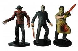 Wishlist Wednesday – Mezco Toyz Cinema Of Fear 3.75″ Action Figures