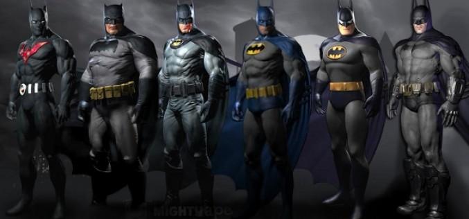 Mattel DC Multiverse 4″ Figures Announced – Batman '66, Batman Beyond, And Deathstroke
