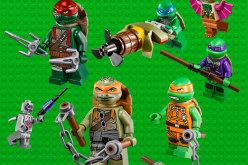 LEGO Teenage Mutant Ninja Turtles 20% Off Today At Entertainment Earth