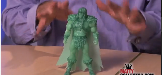 NYCC 2014 – Toyguru Videos Of MOTUC 2015 King Grayskull Chase Figure, MOTU Minis, 2015 Reveals