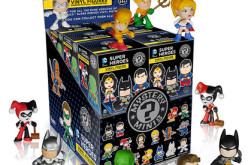 Funko DC Comics Mystery Minis, Harley Quinn & Deadpool Wacky Wobblers Coming Soon