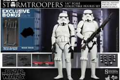 Hot Toys Stormtrooper Sixth Scale Figure Set Pre-Orders