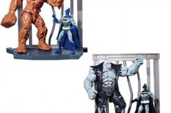 Mattel DC Multiverse World Builder Figure 2-Packs Wave 1 Images