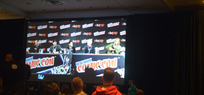 NYCC 2014 – Nickelodeon Teenage Mutant Ninja Turtles Panel Coverage