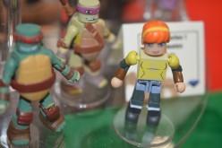 NYCC 2014 – Diamond Select Toys TMNT Minimates, Star Trek, Marvel Retro Thor And Captain America