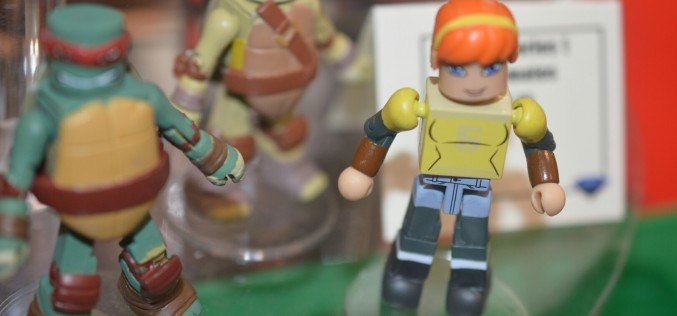 NYCC 2014 – Diamond Select Toys TMNT Minimates, Star Trek, Marvel Retro Thor And Captain America