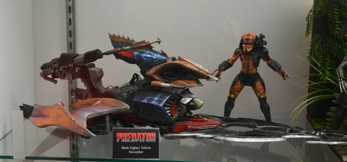 NYCC 2014 – NECA Booth Coverage