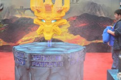 NYCC 2014 – LEGO Bionicle Booth Screen Shots
