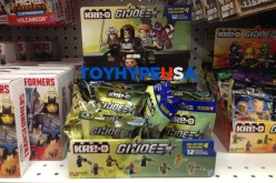 """G.I. Joe Kre-O Collection 4 Blind Bags Now Shipping To Toys """"R"""" Us"""