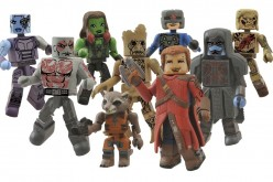 Diamond Select Toys In Stores This Week: Guardians Of The Galaxy, Aliens and Ninja Turtles