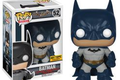 Hot Topic Exclusive Funko Arkham Asylum Blue Suit Batman Figure Announced