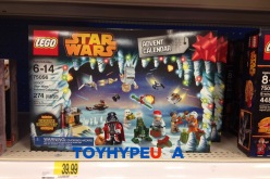 LEGO Star Wars Advent Calendar 2014 Now Available At Brick & Mortar Stores