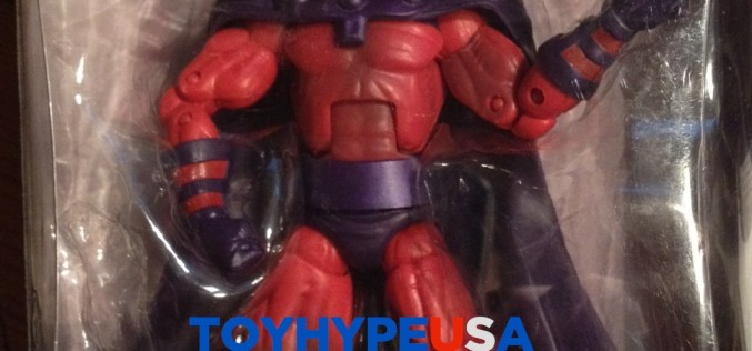 Stolen! Where's That Marvel Legends Jubilee Build-A-Figure Arm, Amazon!?!