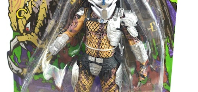 NECA Enforcer Predator Figure Review