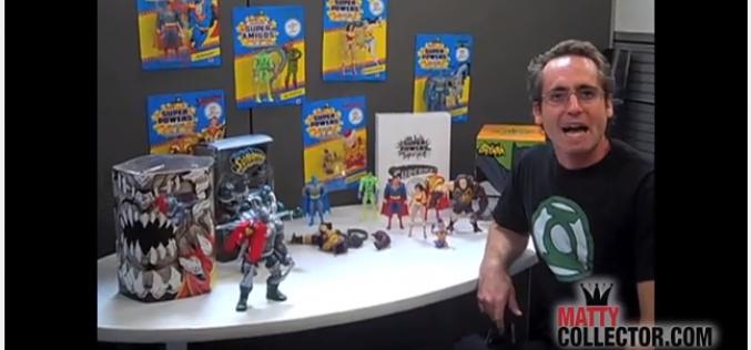 New Toyguru Video: DCU Doomsday, Super Powers And Batman