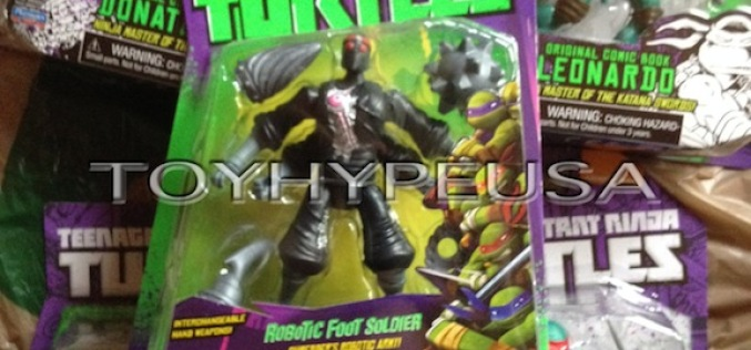 "Playmates Toys Teenage Mutant Ninja Turtles Original Comic Book Turtles Found At Toys ""R"" Us"