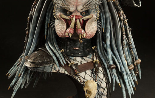 Sideshow's Predator 2 Elder Predator Legendary Scale Bust Pre-Orders