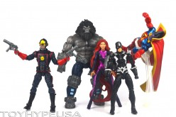 SDCC 2014 Exclusive Marvel Legends The Thanos Imperative Box Set Review