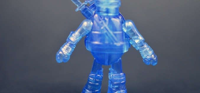 SDCC 2014 Exclusive Nickelodeon Teenage Mutant Ninja Turtles Minimates Leonardo Review