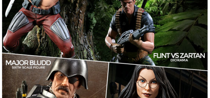 G.I. Joe Double Rewards, 10% Off & Free Shipping At Sideshow Collectibles