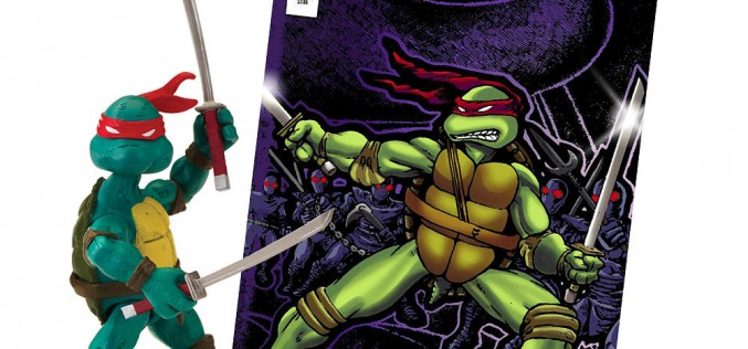 "Teenage Mutant Ninja Turtles Comic Book Figure Listings At Toys ""R"" Us"