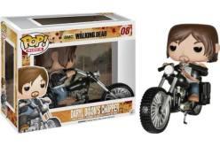 Funko Announces The Walking Dead Daryl Dixon Chopper Pop! Ride