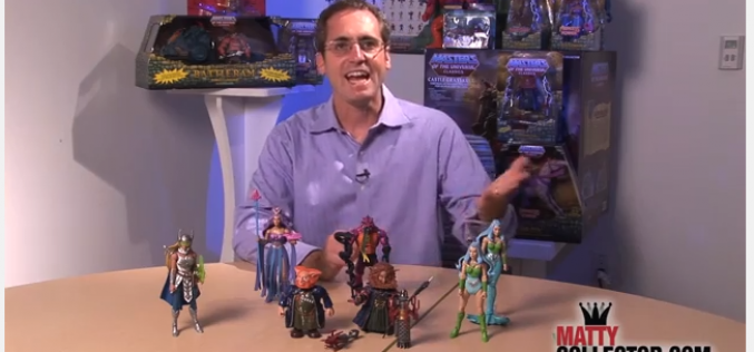 Toyguru Video – 2014 Q4 Masters Of The Universe Update