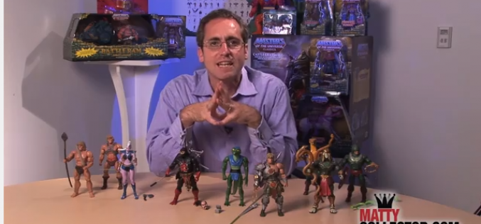 Toyguru Video: 2015 Masters Of The Universe Classics Update