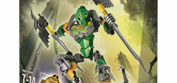 LEGO Shop Lists LEGO Bionicle 2015 Sets In Stock