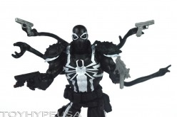 Walgreens Exclusive Marvel Legends Spider-Man Infinite Series Agent Venom Review