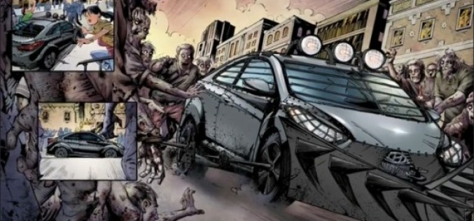 Wishlist Wednesday – McFarlane Toys The Walking Dead Zombie Survival Vehicle For 5″ Figures