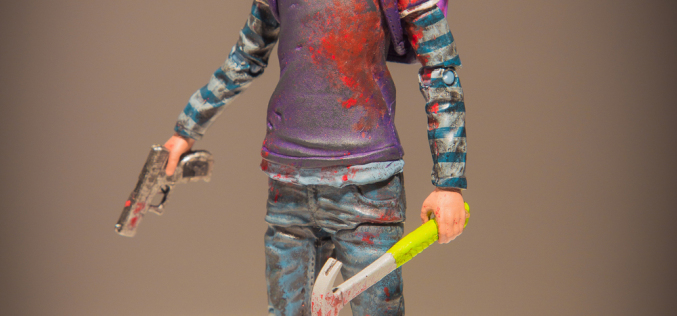 The Walking Dead Clementine Figure Coming Exclusively To Skybound