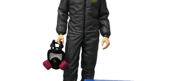New York Comic-Con 2014 Exclusive: Breaking Bad Vamonos Pest Jesse Pinkman 6inch Figure