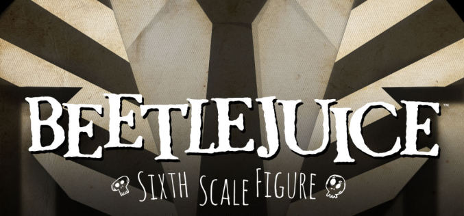 Sideshow Collectibles Announces Beetlejuice Sixth Scale Figure Coming Soon