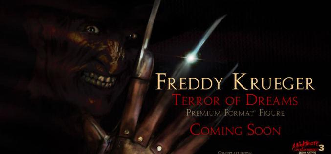 Sideshow Announces Freddy Krueger – Terror Of Dreams Premium Format Figure