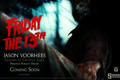 Sideshow Collectibles Jason Voorhees – Legend Of Crystal Lake Premium Format Figure