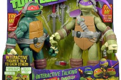 """Toys """"R"""" Us Becomes The Training Zone For Teenage Mutant Ninja Turtles Excitement"""