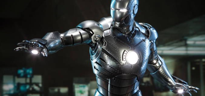 Sideshow Collectibles Iron Man Mark II Quarter Scale Maquette Product Details