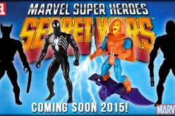 Gentle Giant 12″ Jumbo Retro Marvel Secret Wars Figures Coming 2015