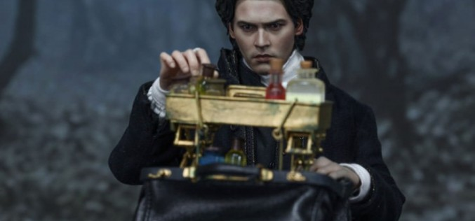 Hot Toys Sleepy Hollow Ichabod Crane Sixth Scale Figure Pre-Orders