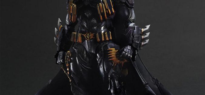 Square Enix Batman Armored Figure Pre-Orders Now Live