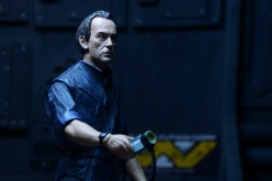 NECA Facehugger Friday: Aliens Series 3 Bishop Action Figure Gallery