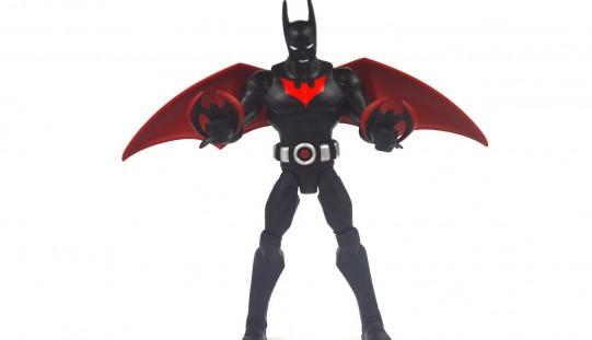 DC Total Heroes Ultra Batman Beyond Review