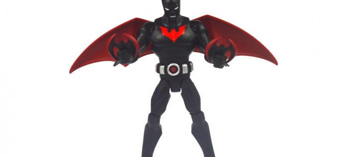 DC Total Heroes Ultra Batman Beyond Review