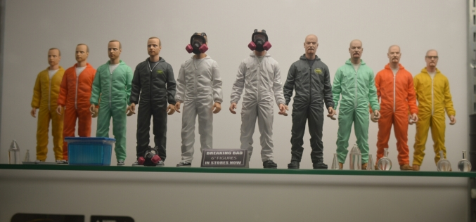 "Mom Petitions Toys ""R"" Us To Stop Selling 'Breaking Bad' Toys"